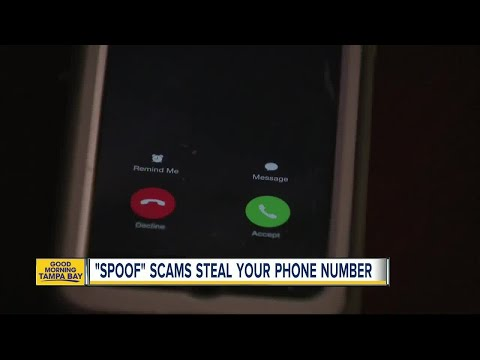 'Spoofing' scams steal your phone number; how to protect yourself from robocalls