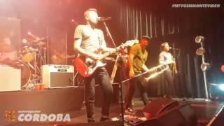 No Te Va Gustar - Te quiero más - La Trastienda, Montevideo - 05/10/16