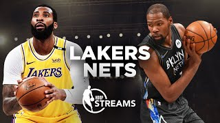 Previewing a potential Lakers-Nets NBA Finals matchup | Hoop Streams