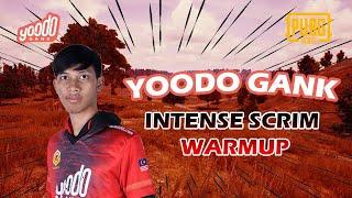 Download lagu Yoodo Gank WARMUP SCRIM FOR PMWL ?