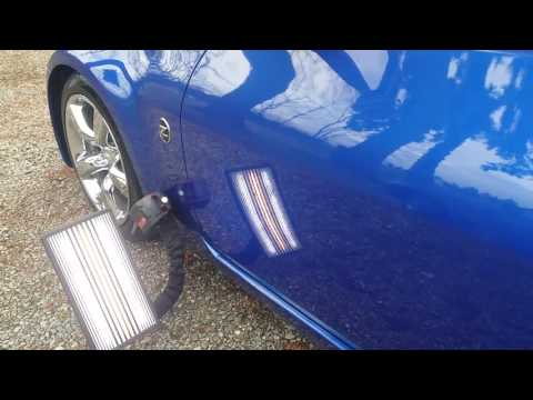 THAT'S AMAZING!!! THIS REAL TIME DENT REMOVAL TRAINING VIDEO - PDR