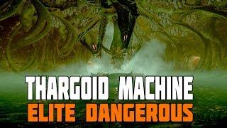 Elite Dangerous - The Strange Alien Machine Inside the Thargoid Base