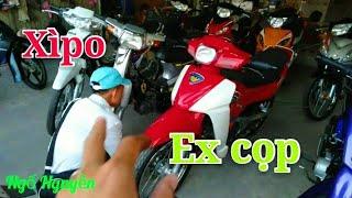 Tiệm xe cũ Anh Tuấn có Xipo Exeter cọp Dream kiểng |Ngố Nguyễn