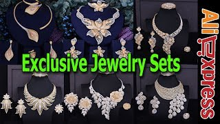 Buy Now Exclusive Weeding Jewelry Sets - Over $100