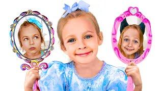 Волшебное зеркало - Детская песня. Песни для детей от Майи и Маши