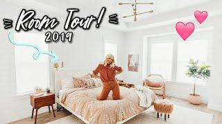 ROOM TOUR 2019! Boho Neutral Decor