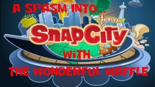 A Spasm Into... The Sims Carnival: Snap City
