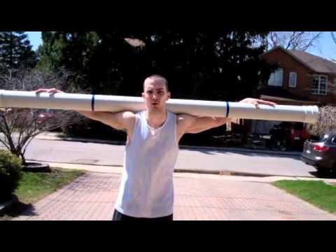 Slosh Pipe Training