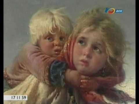 Моя Третьяковка. Выпуск 38. Без фальши. Рябушкин Андрей Петрович 1861 1904