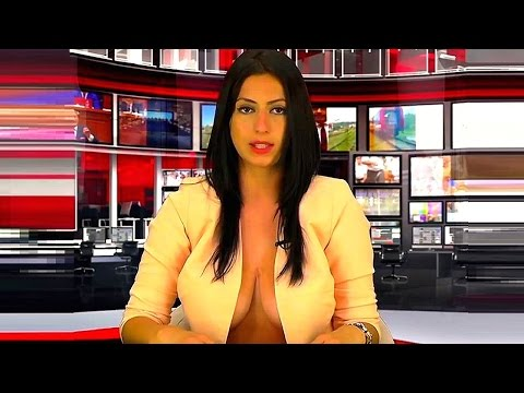 Albanian Student Shows Her Breasts, Lands News Anchor Role
