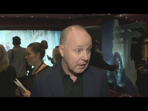 David Yates reveals secret about the second tastic Beasts