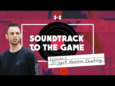 Basketball Drills W/ Chris Brickley -  Five Spot Reaction | Soundtrack To The Game