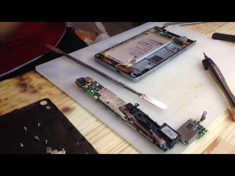 Разборка и ремонт Huawei P6