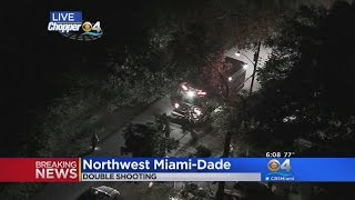 Double Shooting In Northwest Miami-Dade