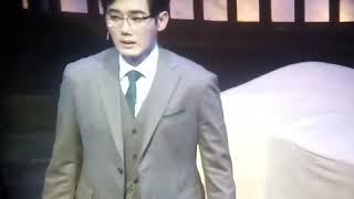 181103 배니싱 커튼콜 (유승현 배우)