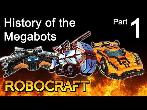 Видео, The History of the Megabots - Part 1