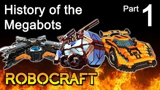 The History of the Megabots - Part 1