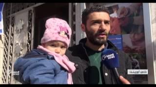 اليونيسف تشرف على حملة جديدة ضد شلل الأطفال في إدلب