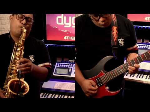 Karna ku sayang kamu  - Dygta ( Saxophone  Cover )