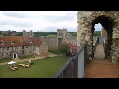 Castle on the Hill - Framlingham Castle, Suffolk - sung about by Ed Sheeran