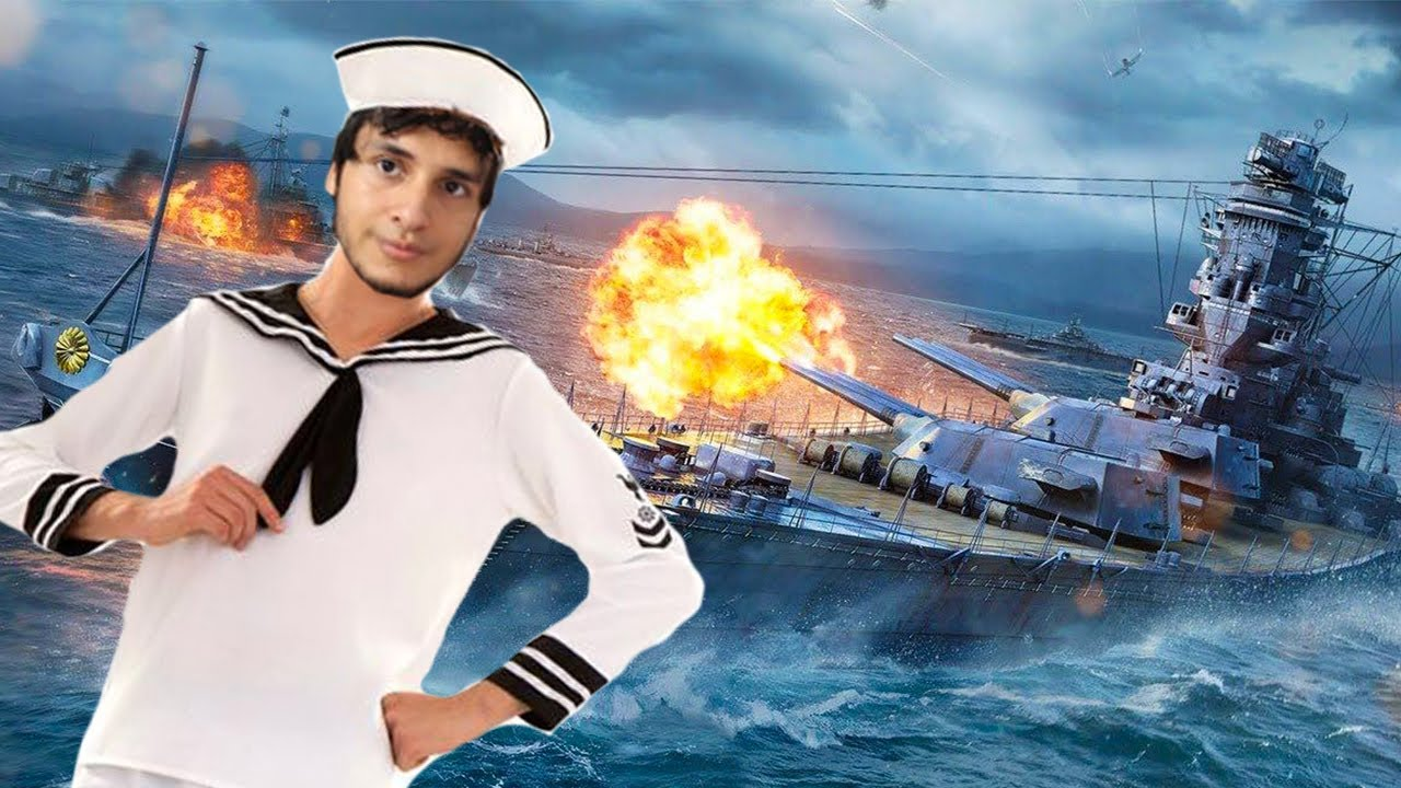 Mi Sueño De Ser Un Marinero - World Of Warships