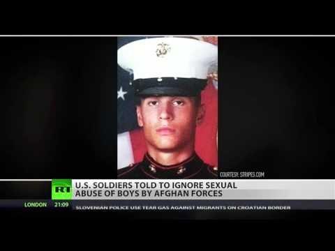 Report of US military ignoring abuse of boys by Afghan soldiers sparks outrage
