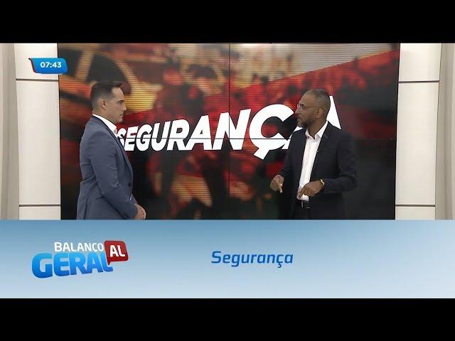 Segurança: Especialista analisa dados da redução da violência em Alagoas