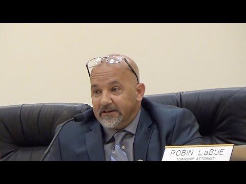Deputy Mayor Exposes Little Egg Harbor Corruption