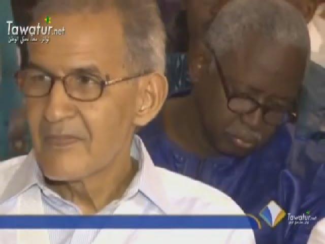 ولد داده: حزبنا سيدعم كل حوار جاد يمكن أن يخرج موريتانيا من أزمتها السياسية التي تتخبط فيها