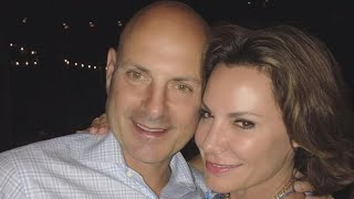 'RHONY' Star Luann de Lesseps and Tom D' Agostino Divorcing After Just 7 Months of Marriage