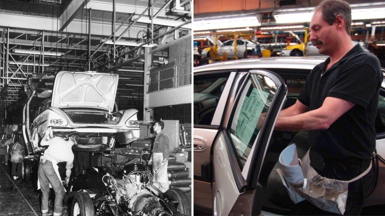 History Of General Motors In Oshawa Youtube