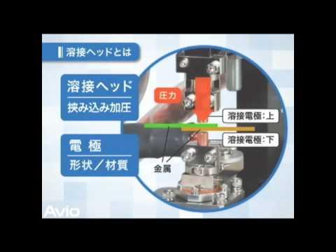 AVIOの接合原理紹介:抵抗溶接
