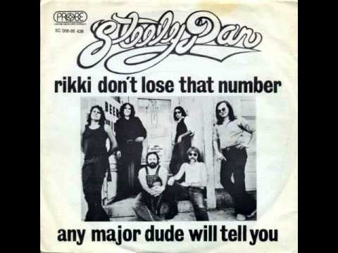 Ricky don´t lose that number - Steely Dan - Fausto Ramos