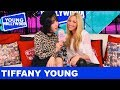 """Tiffany Young Wants To """"Teach You"""" About Herself!"""