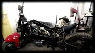 [Moto Life] Тюнинг мотоцикла Irbis gr 250 (Сочинские мотоциклы)