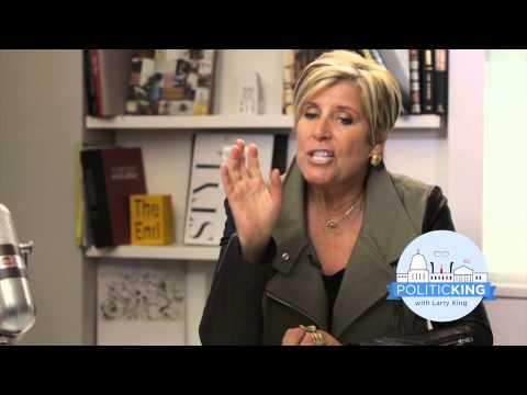 Financial Guru Suze Orman Would Choose Elizabeth Warren Over Hillary for President
