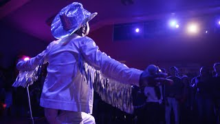 Lil Nas X Comes Out to Perform Old Town Road amp Panini at 7 EP Release Party
