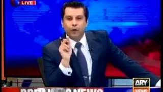 Arshad Sharif on the PAF officer fight with traffic warden in Rawalpindi