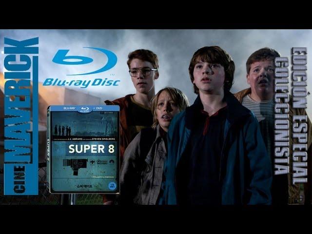 4x03 Edición Especial Coleccionista: Blu-ray - Super 8