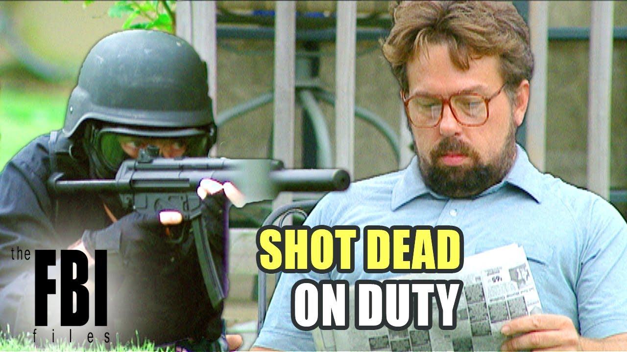 Phillip Lamanco Is Shot Dead On Duty | The FBI Files