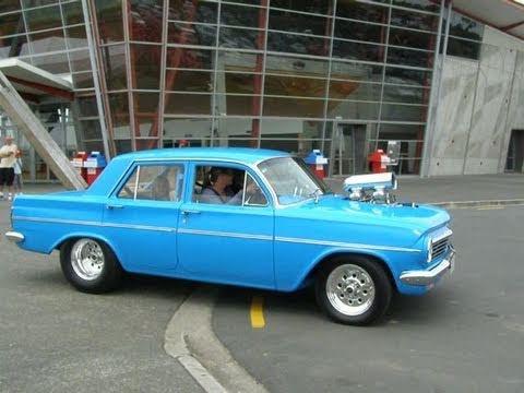 BAD EH Holden, Full Throttle '09, 26 Oct 09