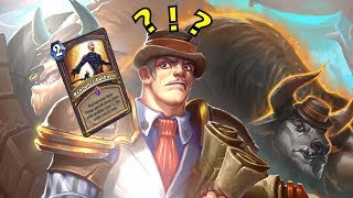 Hearthstone - Renounce Darkness, Embrace Randomness