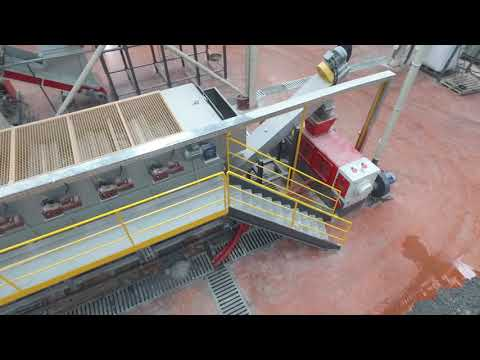 POST CONSUMER MIXED COLOR PE FILM RECYCLING LINE