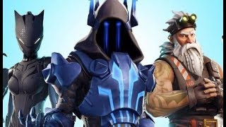 SEASON 7 IS HERE! New Creative Mode Live with Viewers - New Battle Pass Skins! Snowfall Challenges!