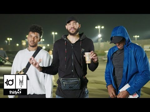 JaVale McGee's Parking Lot Chronicles: Episode 1