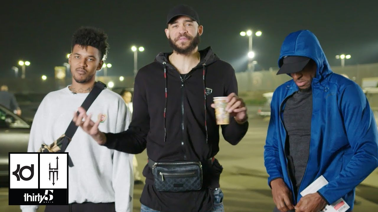 javale-mcgee-s-parking-lot-chronicles-episode-1