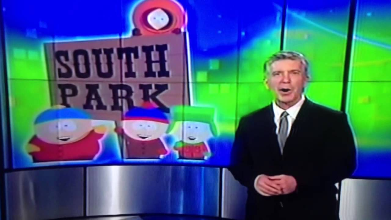 tom bergeron talks about south park on afv youtube