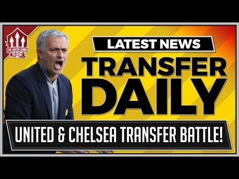MAN UTD Transfer Battle With CHELSEA! PERISIC To United Still Likely! MUFC Transfer News