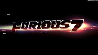 Трейлер к фильм Форсаж 7. (Trailer for the movie Fast & Furious 7)
