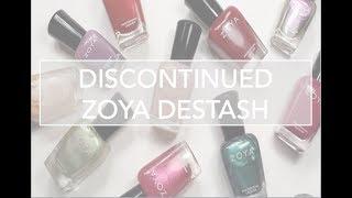 Discontinued Destash